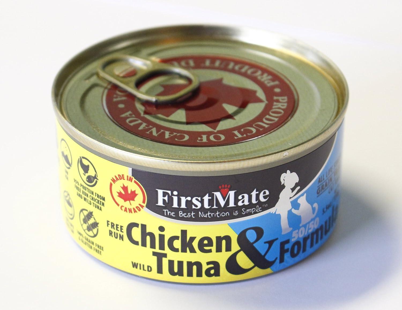 FirtMate Feline Ckn & Tuna 5.5oz