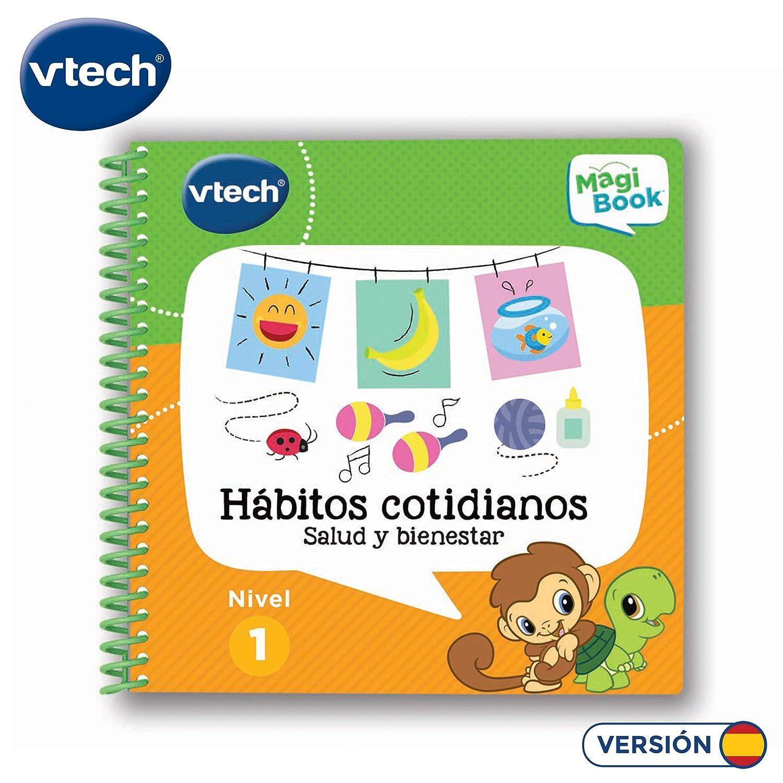 VTech MagiBook Salud y Bienestar, Imaginación y Creatividad, Nivel ...