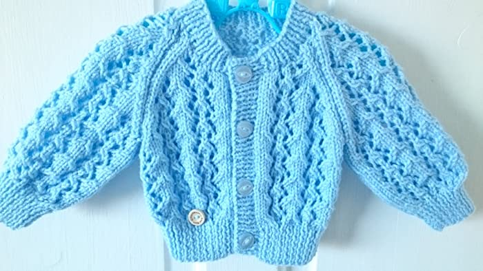 2aac29341 Handmade Wool Baby Boy Sweaters