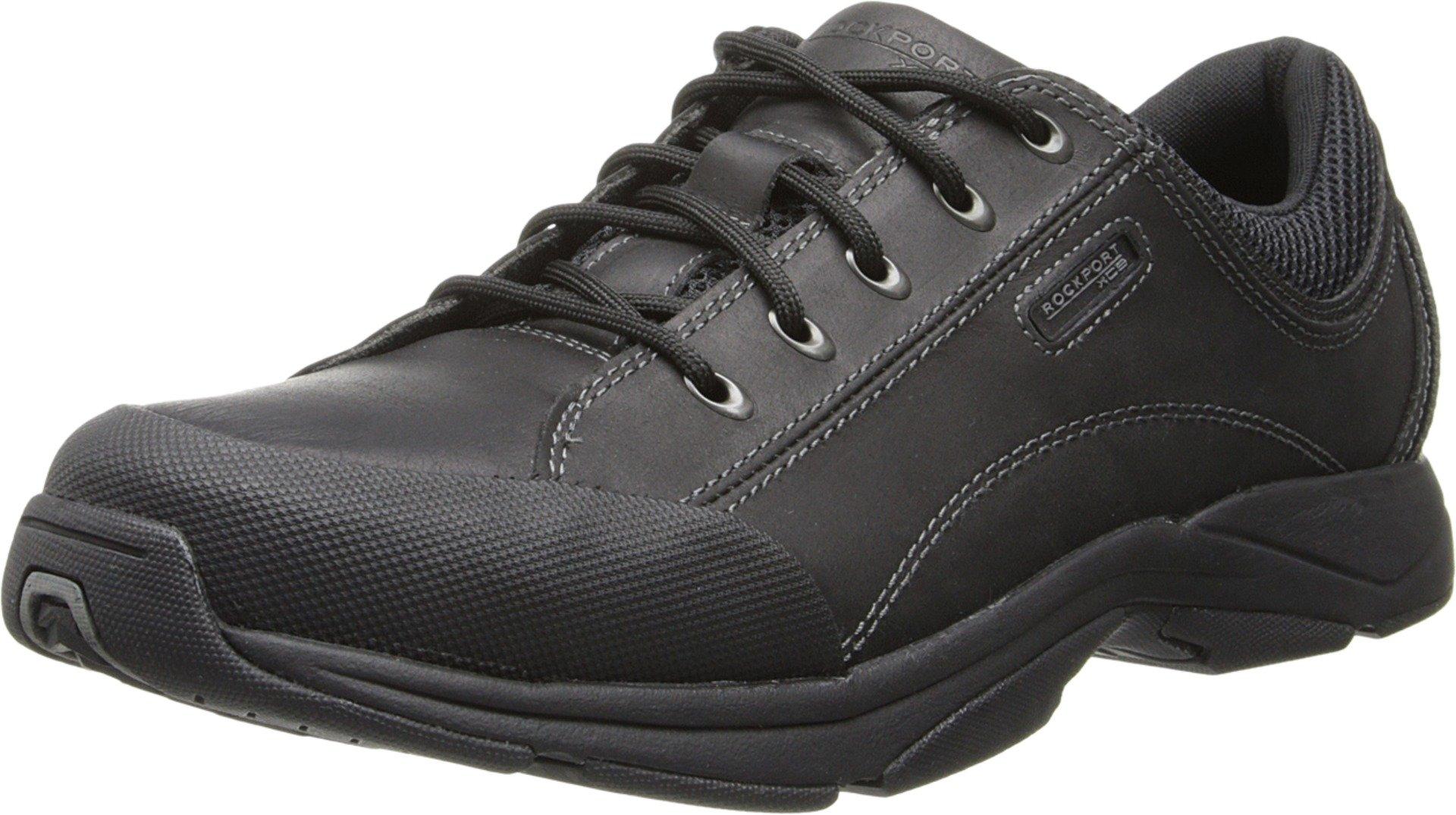 Rockport Men's Chranson Black 7 M (D)-7 M