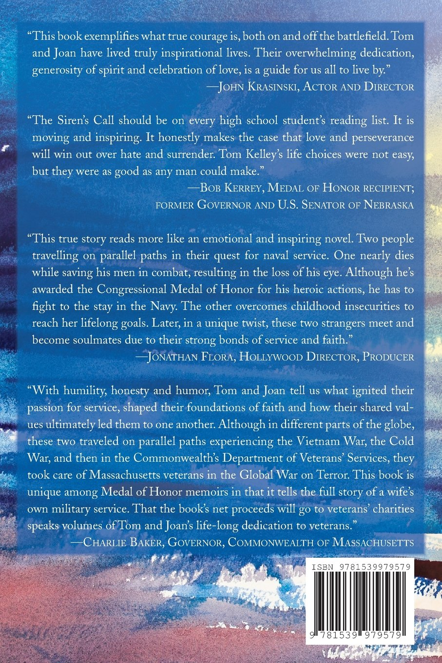 The Siren's Call And Second Chances: A Story Of Perseverance, Service,  Heroic Courage And Love: Tom Kelley, Joan Kelley: 9781539979579:  Amazon: Books