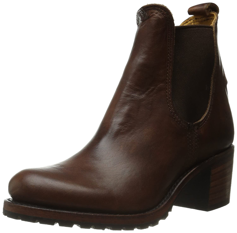 FRYE Women's Sabrina Chelsea-VPU Boot B00R54XLWI 6 B(M) US|Cognac
