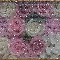 Amazon ソープフラワー 大輪バラ 手作り 石鹸 香付き 贈り物 プレゼント ギフト バレンタインデー ホワイトデー 誕生日 記念日 1輪 レッド フラワーアレンジメント オンライン通販