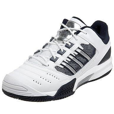 official photos 3fc27 bd2a8 Adidas Men s Streetball 2-0 Low Basketball Shoe,White Navy Silver,