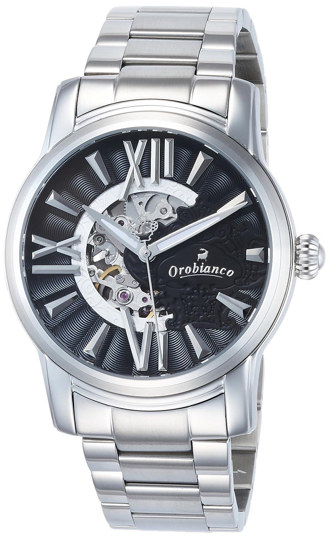 [オロビアンコ タイムオラ]Orobianco TIME-ORA 腕時計 自動巻き 冬季特別パック OR-0011-00X 【正規輸入品】 B077996L7B