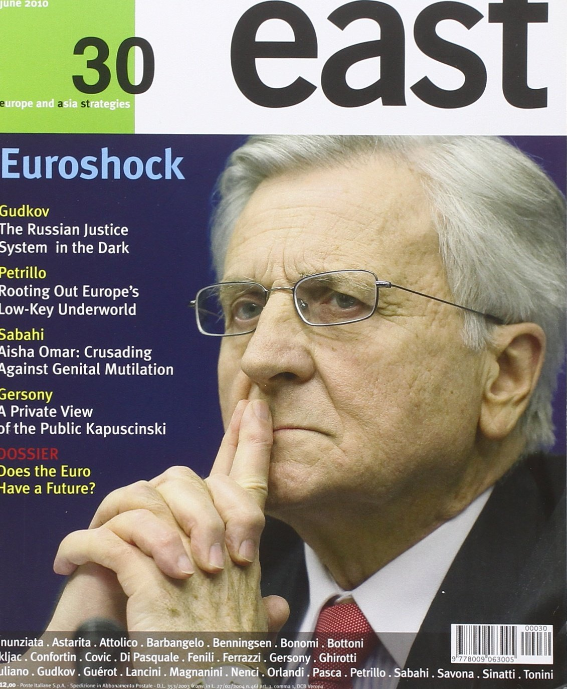 Read Online East. Vol. 30. [English Ed.]. PDF