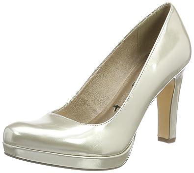 Gold Femme Escarpins 35 Eu Or Plateforme Tamaris 22426 À light xIOWqw007f