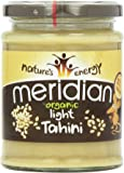 Meridian Organic Light Tahini 270 g (Pack of 6)