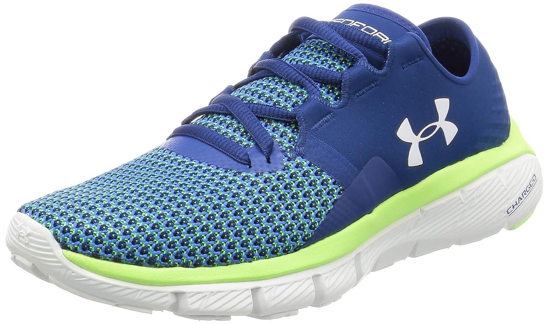 Under Armour Women's UA Speedform Fortis 2 Running Shoes B018F4BLAU 8.5 B(M) US|Heron/Water