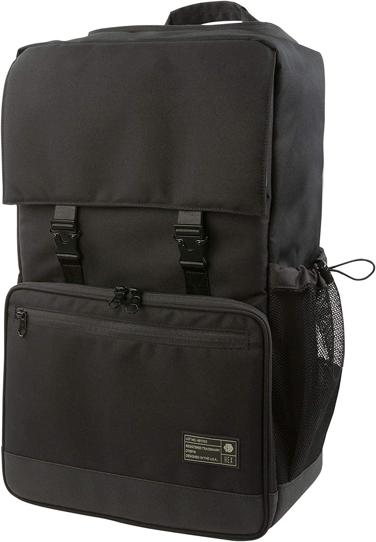 Tripod Straps Glacier Camo with Back Loading and Adjustable Interior Dividers HEX Cinema DSLR Backpack