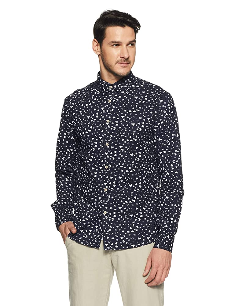 Beat London by Pepe Jeans Men's Shirts up to 80% Off from INR 383 at Amazon