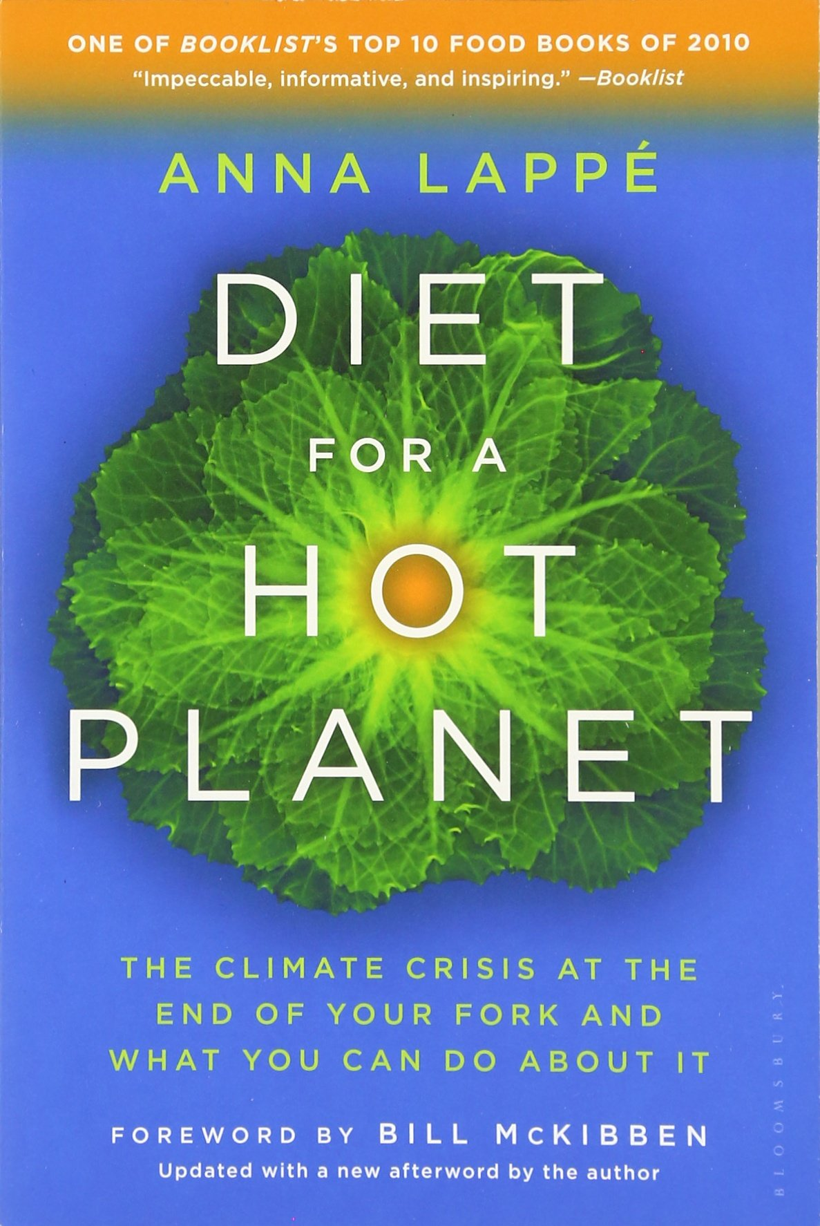 Diet for a hot planet the climate crisis at the end of your fork diet for a hot planet the climate crisis at the end of your fork and what you can do about it anna lappe 9781608194650 amazon books fandeluxe Image collections