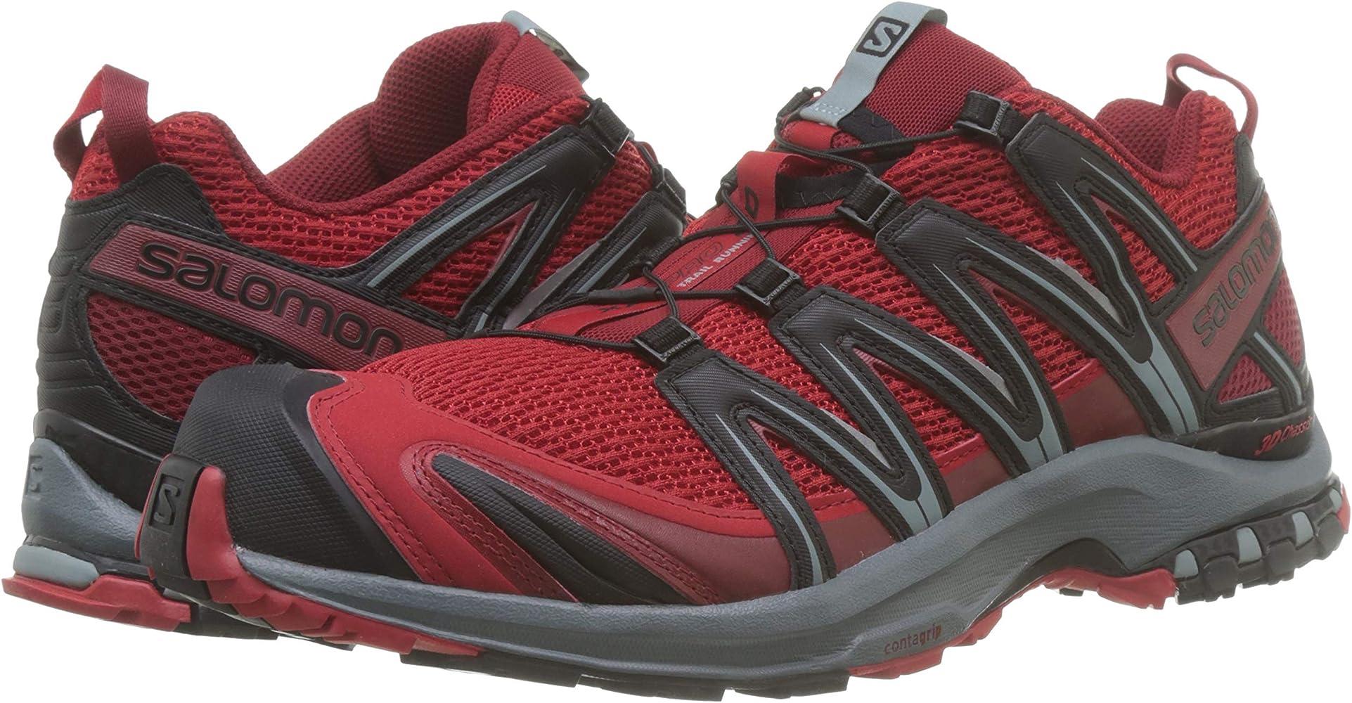 SALOMON XA Pro 3D, Zapatillas de Senderismo para Hombre: Amazon.es ...
