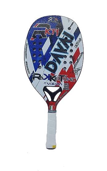 Amazon.com : Rakkettone Racket Racquet Beach Tennis Davai 2019 : Sports & Outdoors