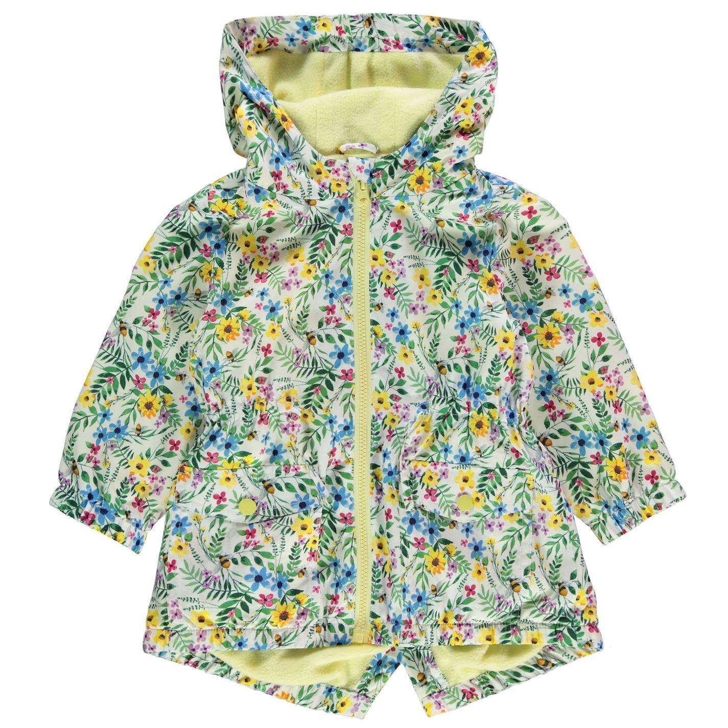 Crafted Girls Infant Rain Mac