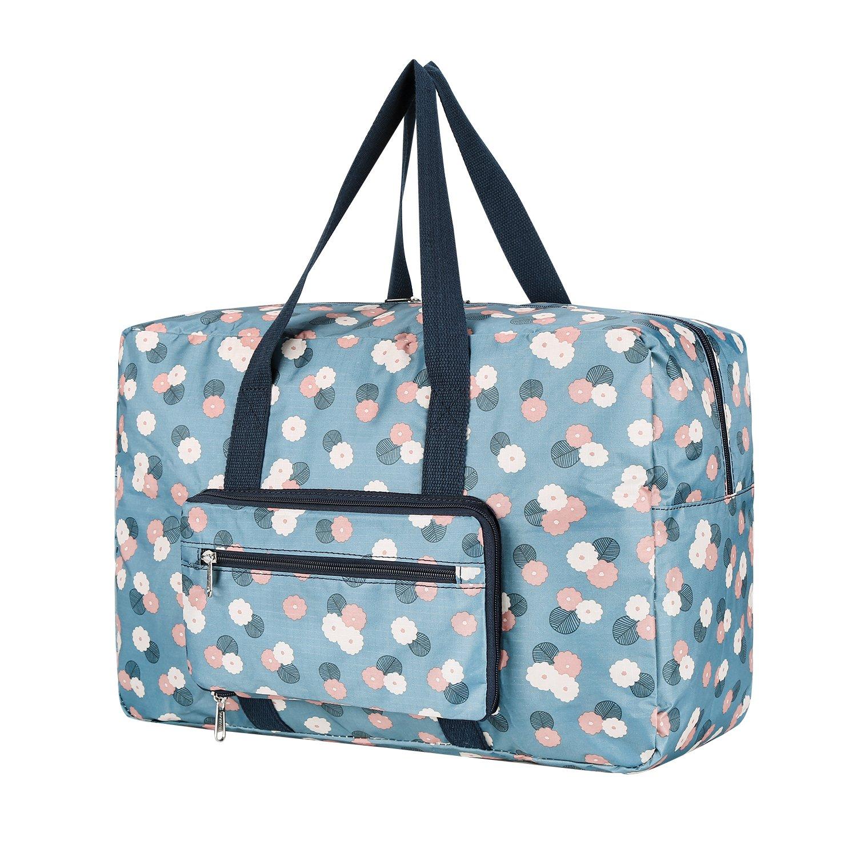 Travel Foldable Waterproof Duffel Bag - Lightweight Carry Storage Luggage  Tote Duffel Bag. 7722949a13