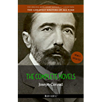 Joseph Conrad: The Complete Novels (The Greatest Writers of All Time Book 36) book cover