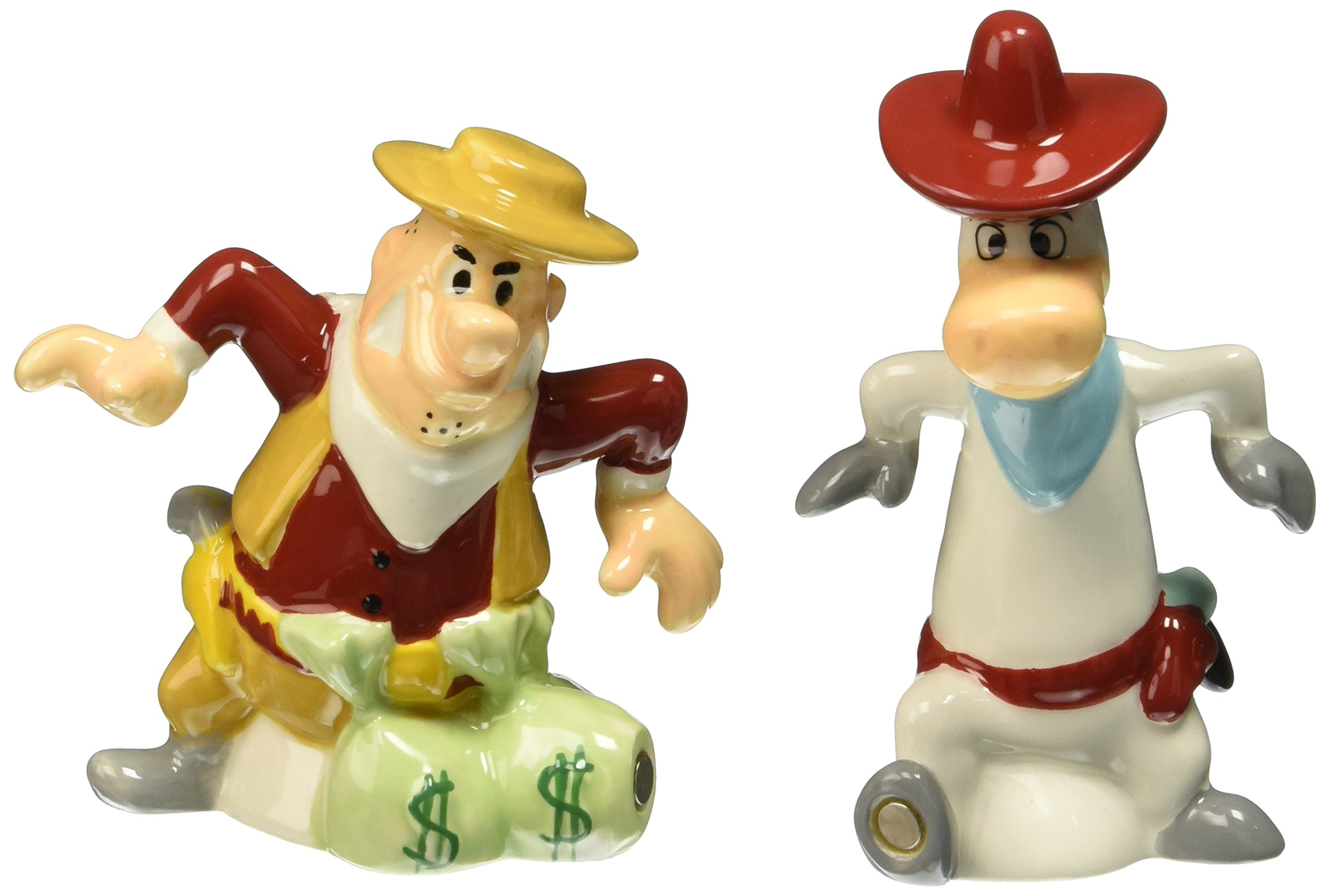 Westland Giftware Quick Draw McGraw and Bandit Salt and Pepper Shakers by Westland Giftware