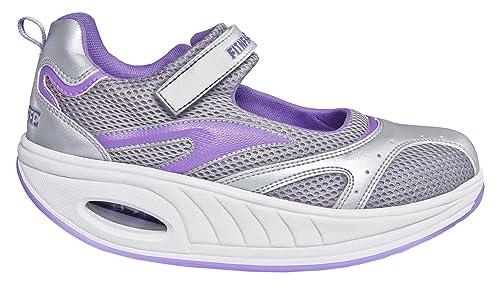Fitness Step Urban Training - Zapatillas tonificadoras para Mujer ...
