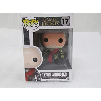 POP Game of Thrones Tywin Lannister Vinyl Figure: Funko Pop! Television: Toys & Games [5Bkhe0301421]