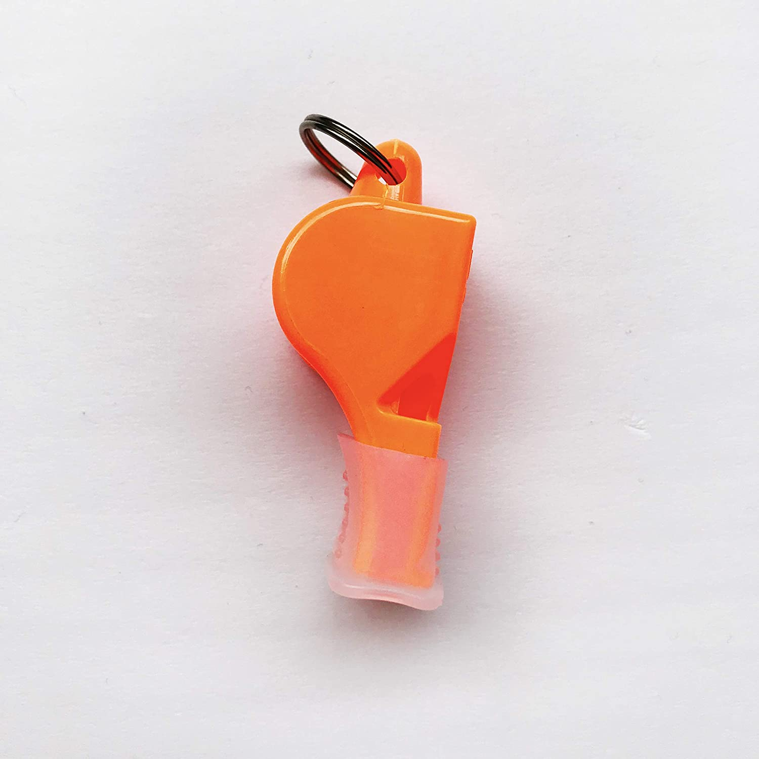 Paidiao 50pcs//Lot FOX40 Referee Classic Whistle Basketball Volleyball Football Tennis Dolphin Whistle Apito with Mouthguard Without Canada Logo