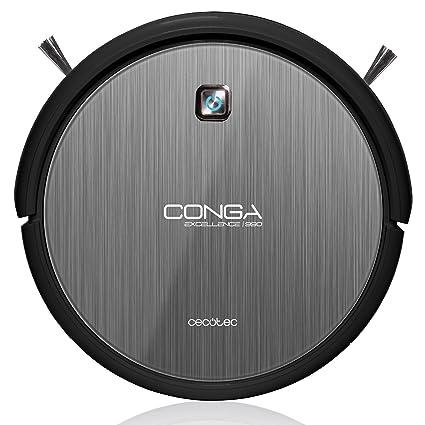 Cecotec Conga Excellence 990, Robot Aspirador 4 en 1. iTech ...