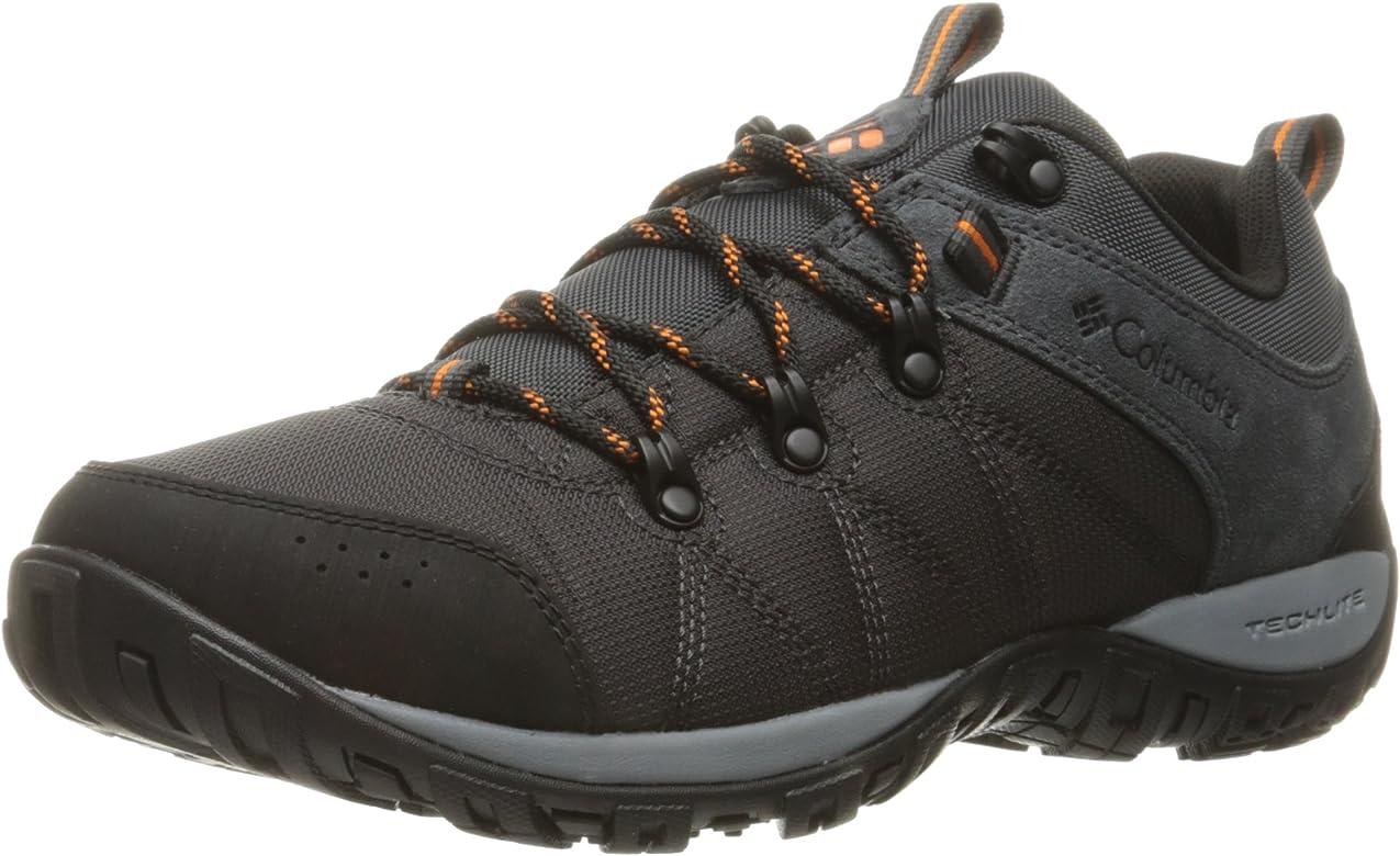 Columbia Peakfreak Venture Lt, Zapatilla Multideporte Hombres, Black (Shark, Valencia 011), 40 EU: Amazon.es: Zapatos y complementos
