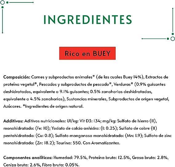 Nestlé Purina Gourmet Natures Creation Comida húmeda para ...