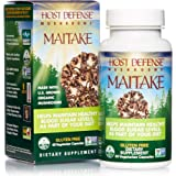 Host Defense, Maitake Capsules, Promotes Normal Blood Sugar Metabolism Already Within The Normal Range, Daily Mushroom Supple