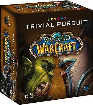 Winning Moves Trivial Pursuit World of Warcraft Niños y Adultos Juegos de Preguntas - Juego de Tablero (Juegos de Preguntas, Niños y Adultos, 12 año(s), Alemán, Alemán, 100 Pieza(s)): Amazon.es: Juguetes y