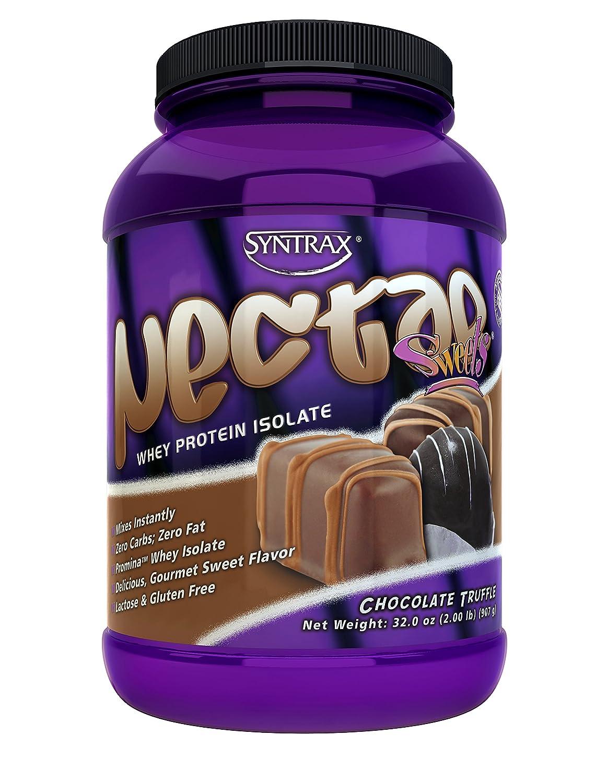 Syntrax Nectar Sweets, Chocolate Truffle, 2 lb