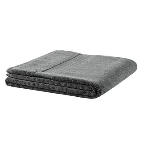 "Toalla de baño URBANARA ""Salema"" - 100% Supima toallas de algodón,"