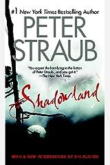 Shadowland Kindle Edition