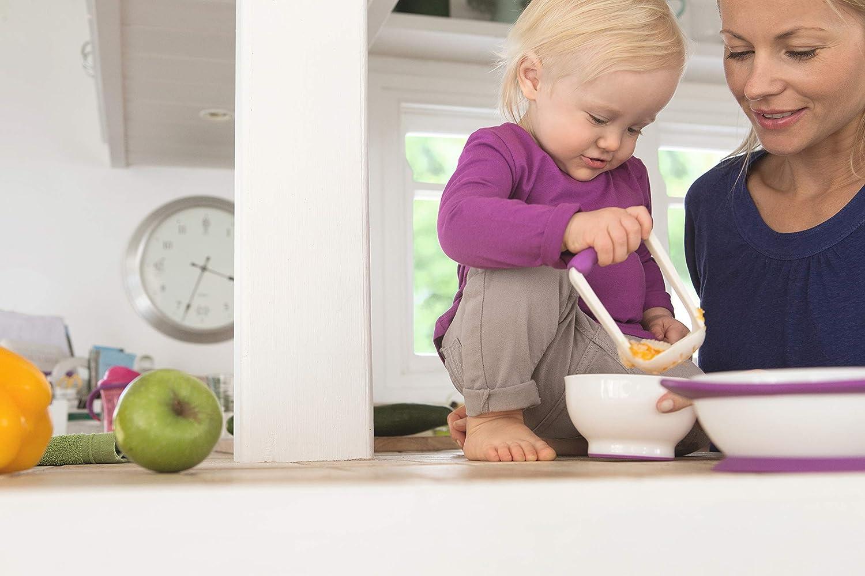 NUK 10255183 Fresh Foods Contenants pour aliments pour b/éb/é 3 tailles