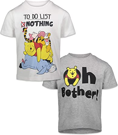 Disney Winnie Puuh Babies Boys T-Shirt