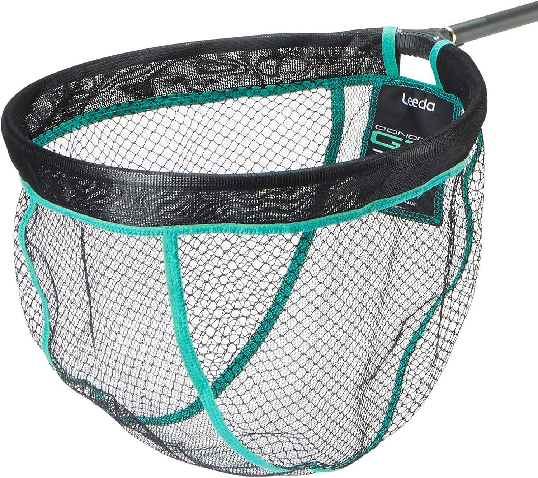"Leeda Concept GT 22/"" caoutchouc Pan Fishing Landing Net Coarse #Q0955"