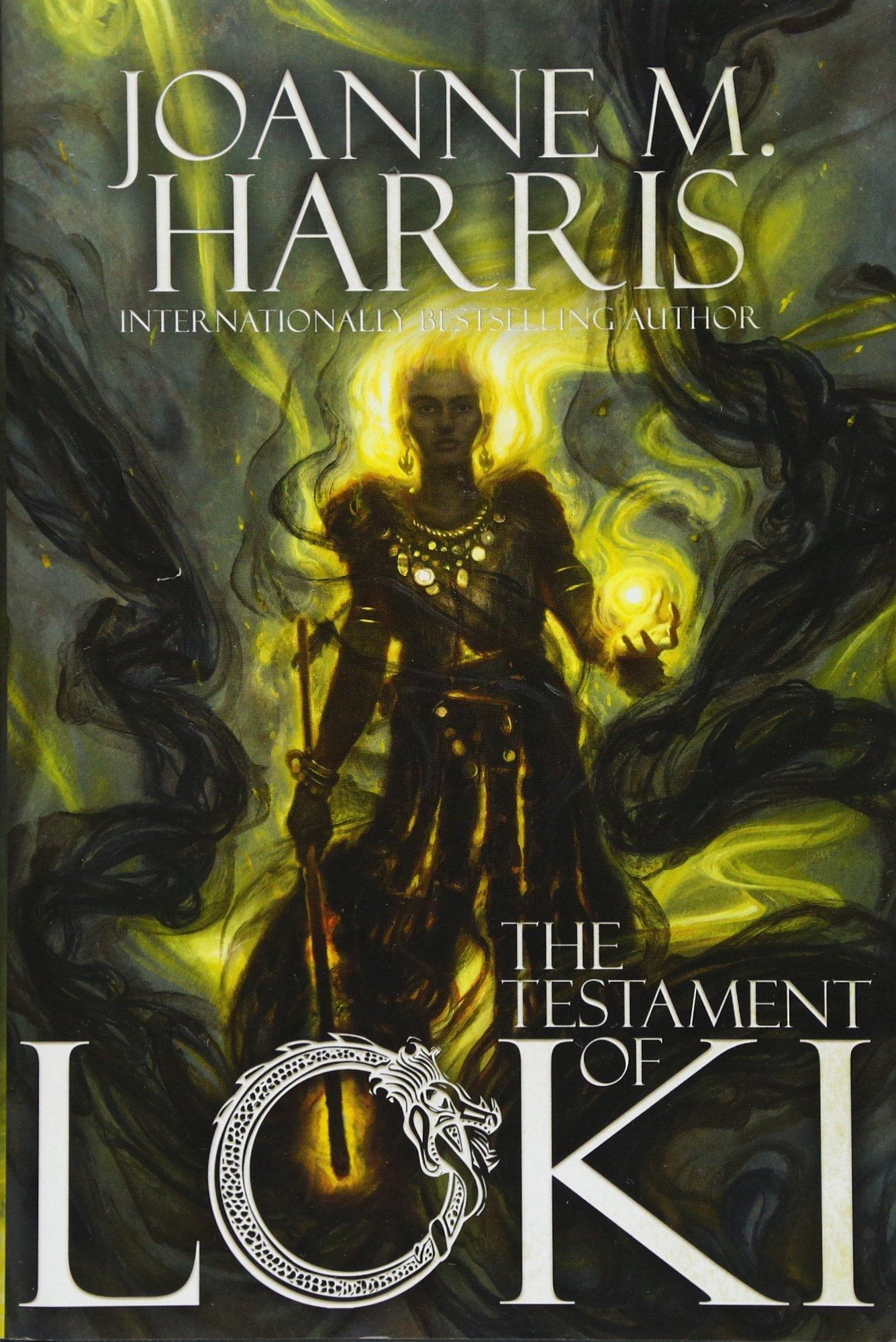 Amazon com: The Testament of Loki (9781481449496): Joanne M  Harris