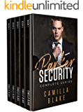 Parker Security: Complete 5-Book Series