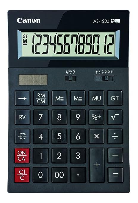 48 opinioni per Canon AS 1200 Calcolatrice