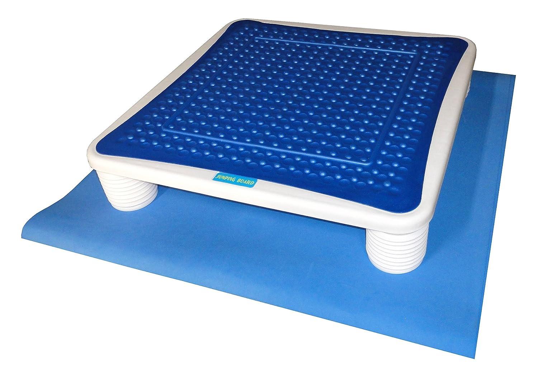 ジャンピングボード ブルー B00QRLUM22 ブルー B00QRLUM22, 建築金物 SHOP:d1aa3f72 --- ijpba.info
