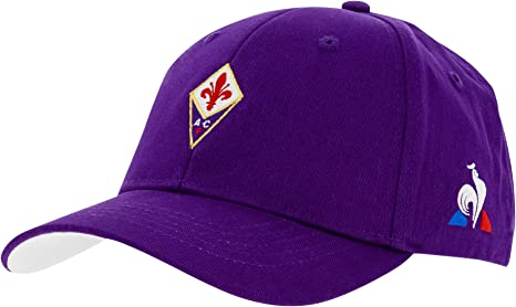 Le Coq Sportif Fiorentina Corporate Cap: Amazon.es: Deportes y ...