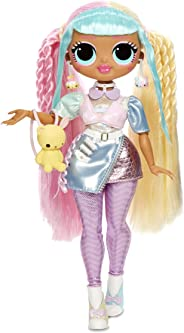 L.O.L. Surprise! O.M.G. Candylicious Fashion Doll with 20 Surprises,Multicolor