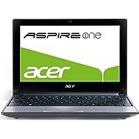 Acer Aspire one D255E 25,65 cm (10,1 Zoll) Netbook (Intel Atom N455, 1,6 GHz, 1GB RAM, 250GB HDD, Intel 3150, Bluetooth, Win 7 Starter) weiß