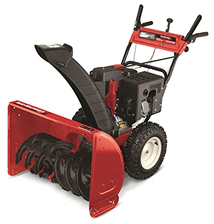 Amazon.com : Yard Machines 357cc 30-Inch Two-Stage Gas Snow