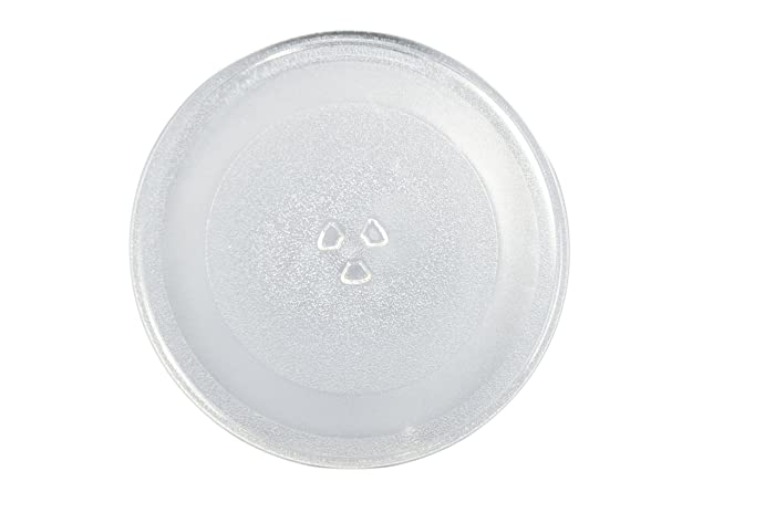 LG Electronics 3390W1G014A 12-Inch Microwave Oven Glass Turntable Tray