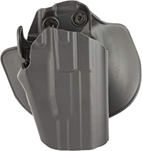 Safariland 578 Pro-Fit GLS (Grip Lock System) Paddle and Belt Loop Standard Holster Glock 17, 22, 20, 21, S&W M&P 9/40, M&P C.O.R.E, H&K P30L Polymer