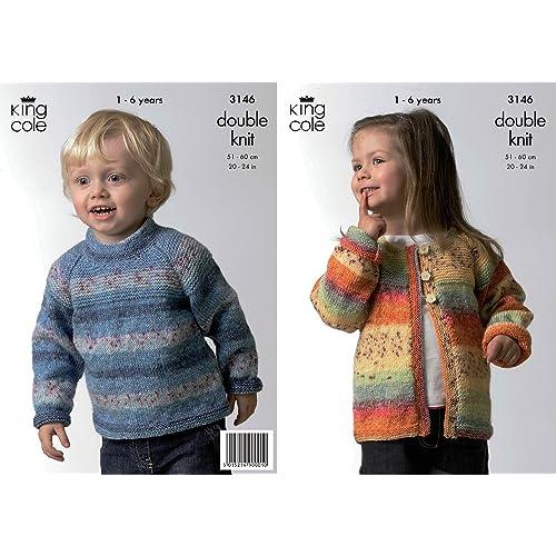 Childrens Knitting Patterns Amazon