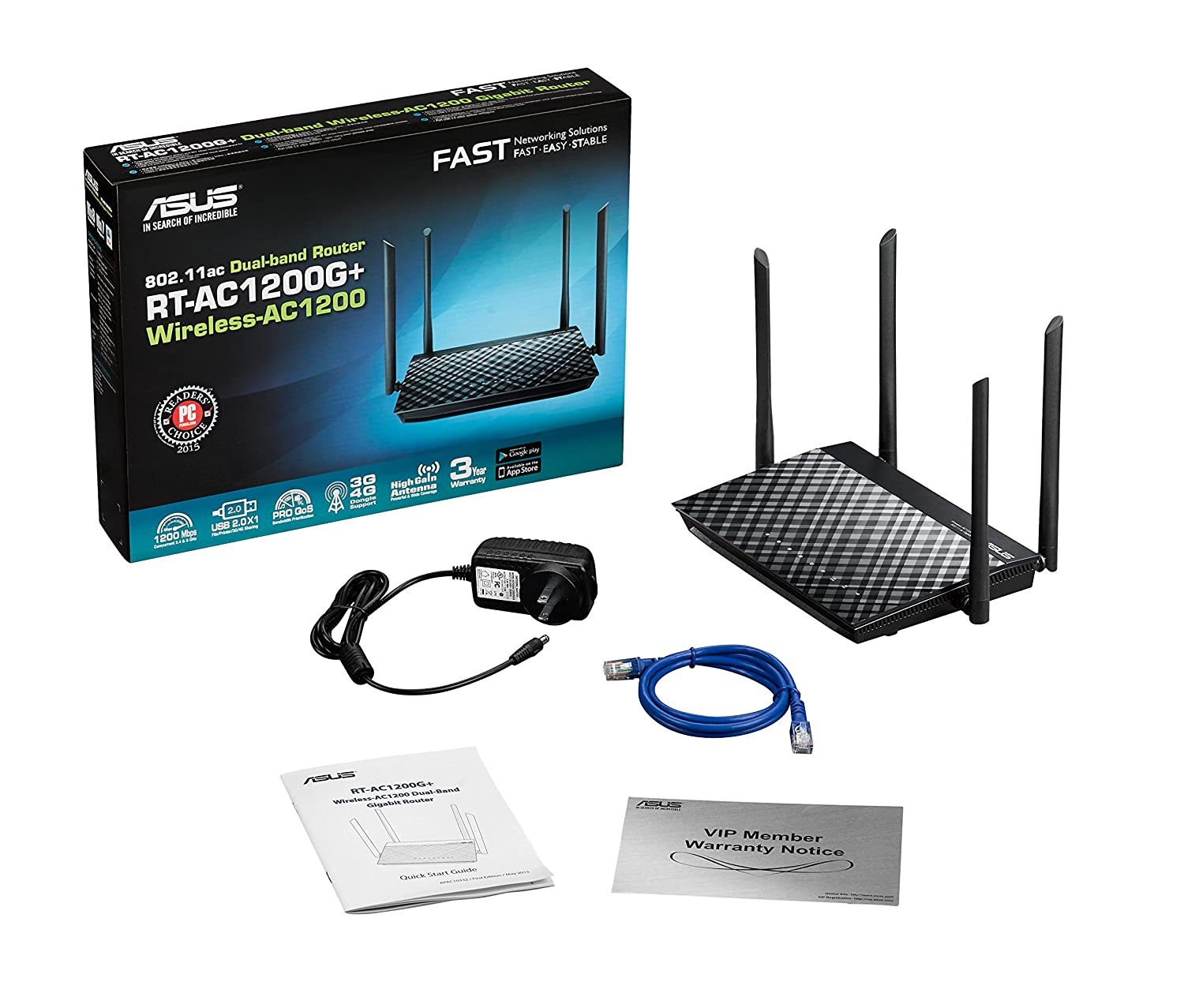 Router inalámbrico Dual-Band