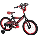 "Huffy Bicycle Company - Boys Marvel Ultimate Spider-Man Bike, 16"", Black"