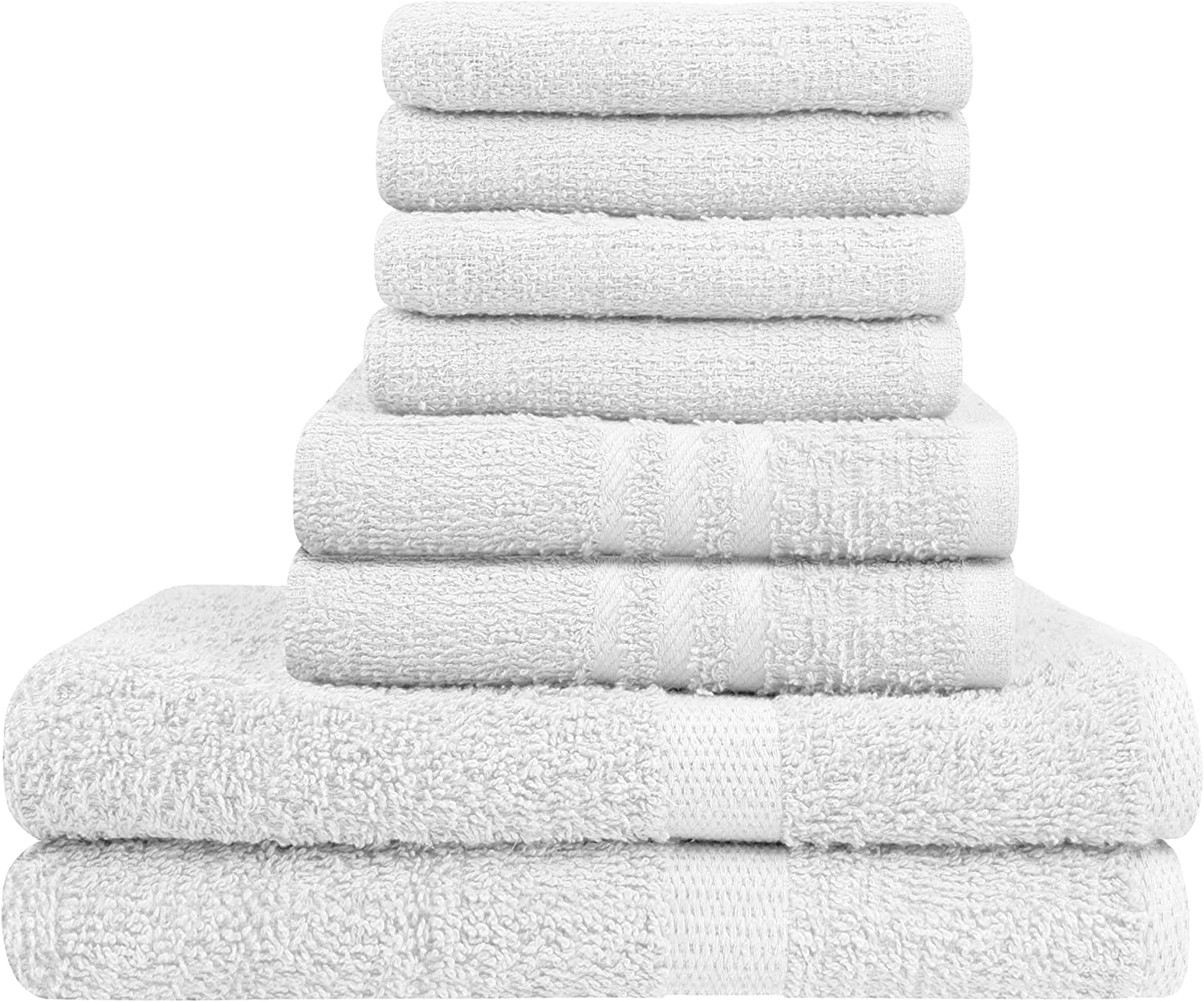 400 GSM Soft Bath Towel Egyptian Cotton 25x50 Inch Assorted Colors
